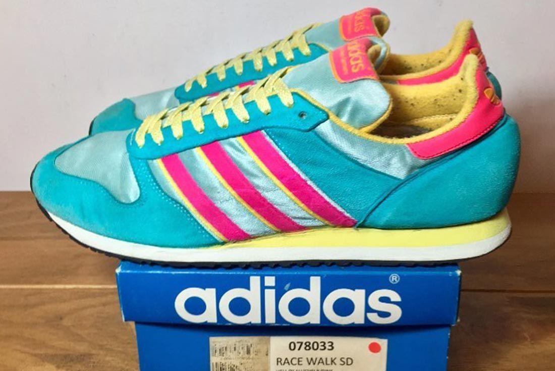 Diggerdas Adidas Racewalk Sd