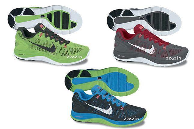 Nike Lunarglide 5 2013 1