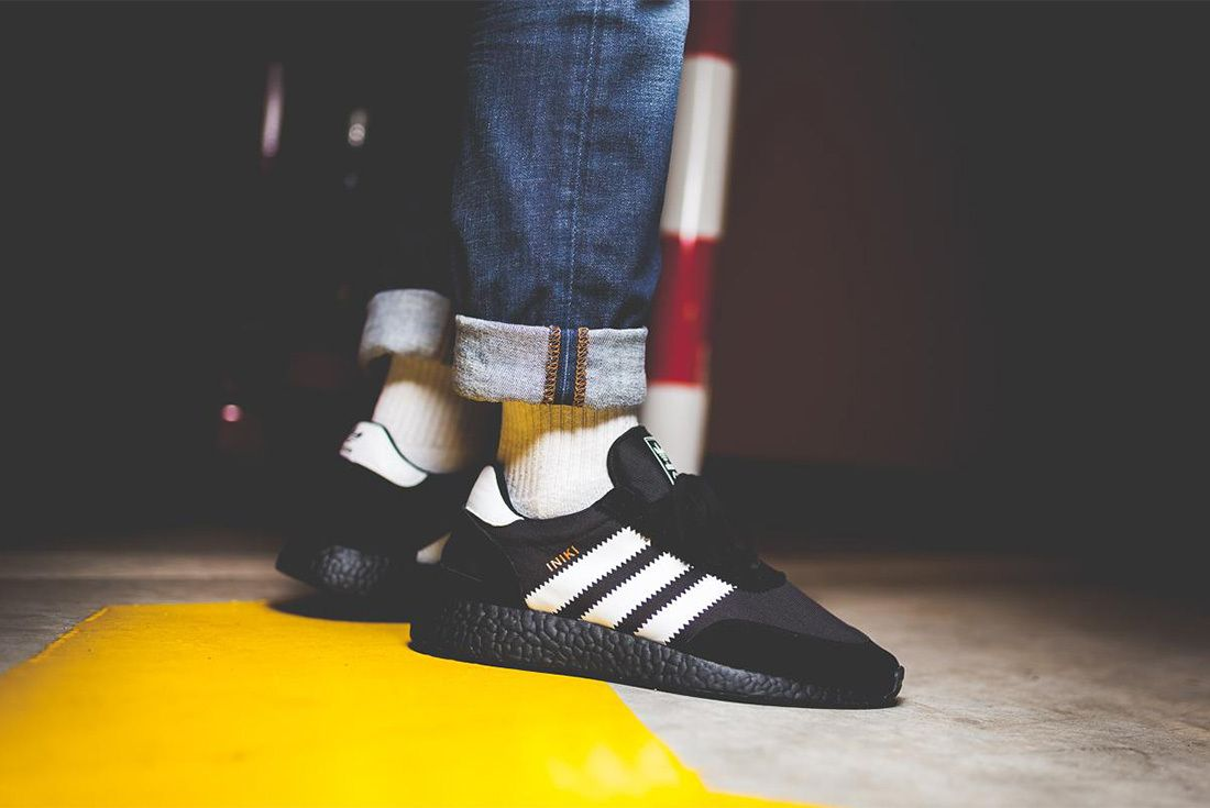 Adidas I 5923 Iniki Runner Core Black Ftwr White Copper Sneaker Freaker 4
