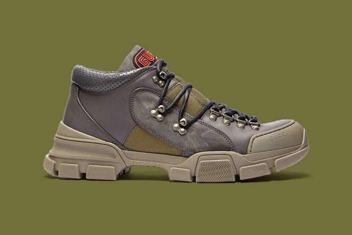 Gucci Flashtrek Boot Grey 1