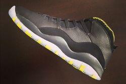 Thumb Air Jordan 10 Green