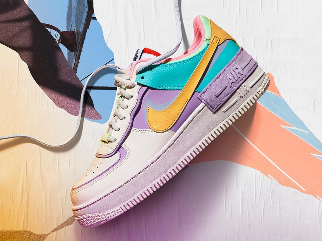 Nike Shed Light On The Air Force 1 Shadow Sneaker Freaker Layered pieces add rich texture. nike shed light on the air force 1