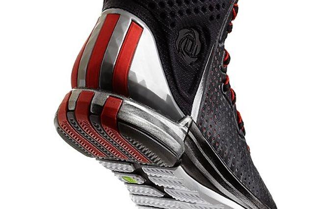 Adidas D Rose 4 Black 2