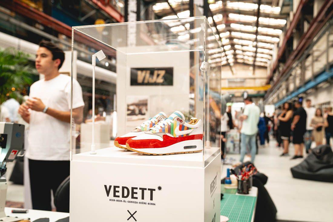 Sneakerness Amsterdam 2019 Event Recap 24 Vedett Display