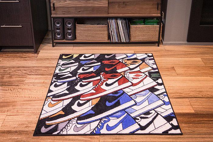 Larry Luk Study Rug Sneaker Freaker