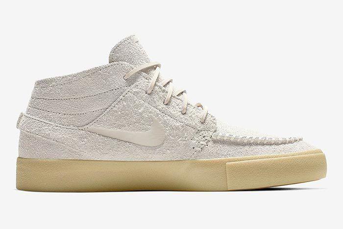 Nike Sb Janoski Mid White 2