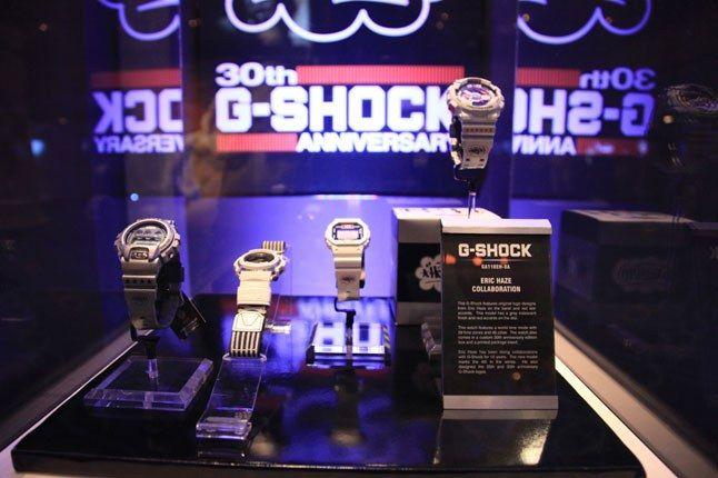 Eric Haze G Shock 1