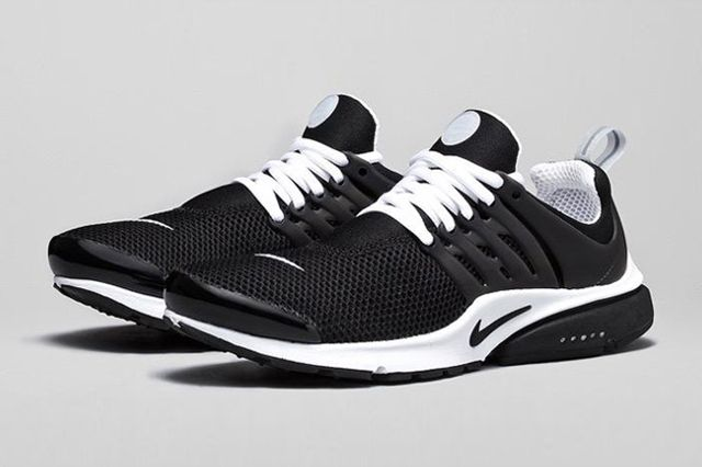 Nike Air Presto Br Black White