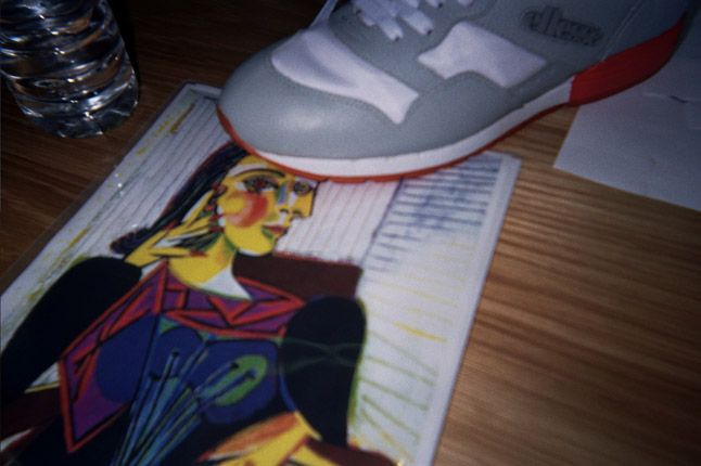 Atmos X Ellese Fab Five Marathon 84 Inspiration Piccaso 1