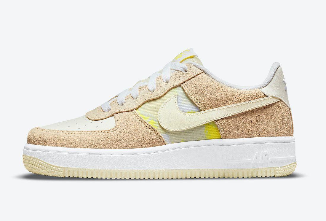 Nike Air Force 1 Lemon Drop