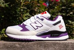 New Balance 530 Og White Purple Thumb