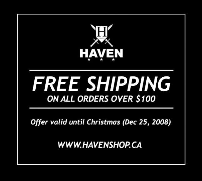 Haven Shop Free Shipping Over 100 1