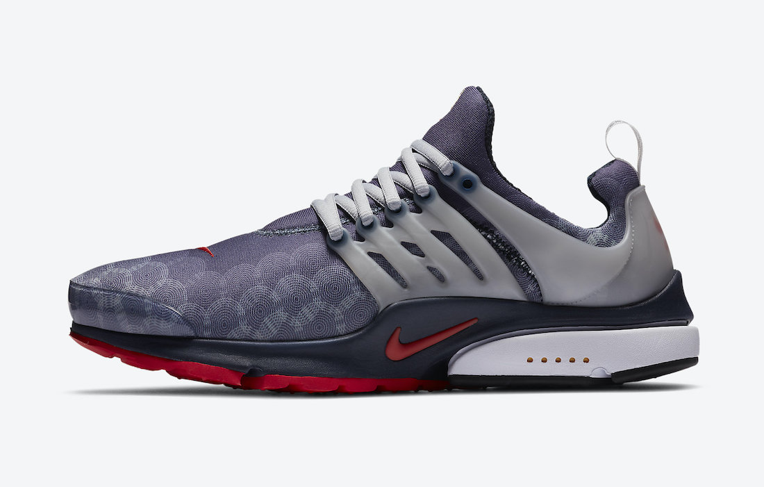 Nike Air Presto Navy USA 2020 CJ1229-400