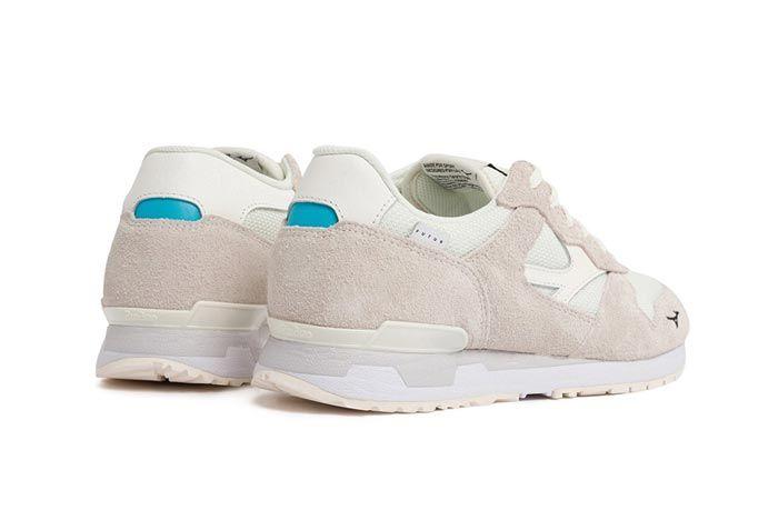 Futur Mizuno Gv87 White Heels