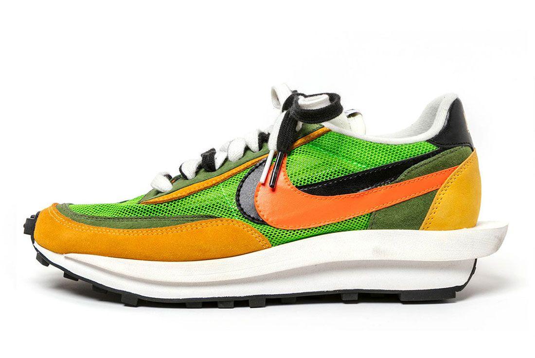 Nike Sacai Waffle Side Shot 3