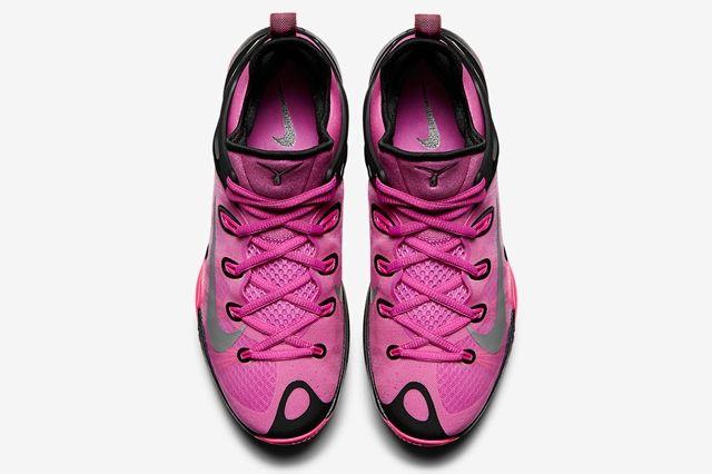 Kay Yow Nike Hyperrev 2015 Think Pink 3
