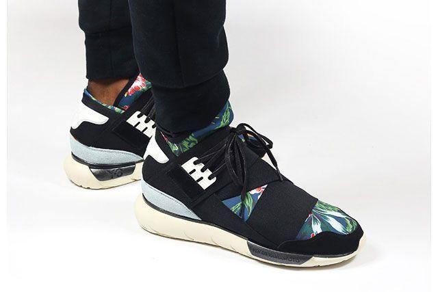 Adidas Y 3 Qasa High Plumeria 4