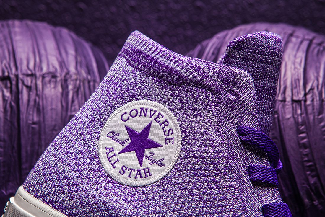 Converse Flyknit Hi 157508 Grape 1574