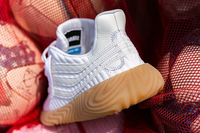 Adidas Sobakov White Gum 3