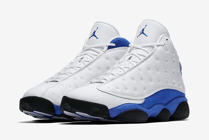 Air Jordan 13 Whiteroyal 5