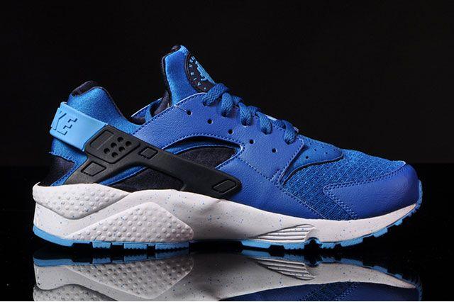Nike Air Huarache Military Blue 1