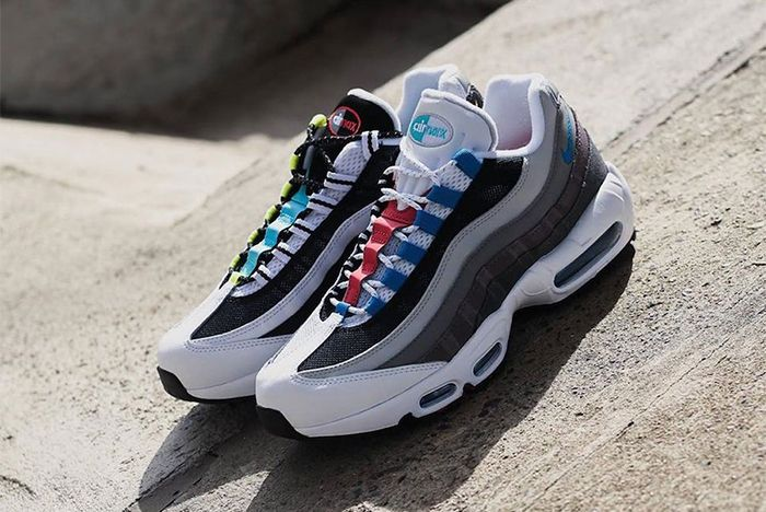 Nike Air Max 95 Greedy 2 0 Side