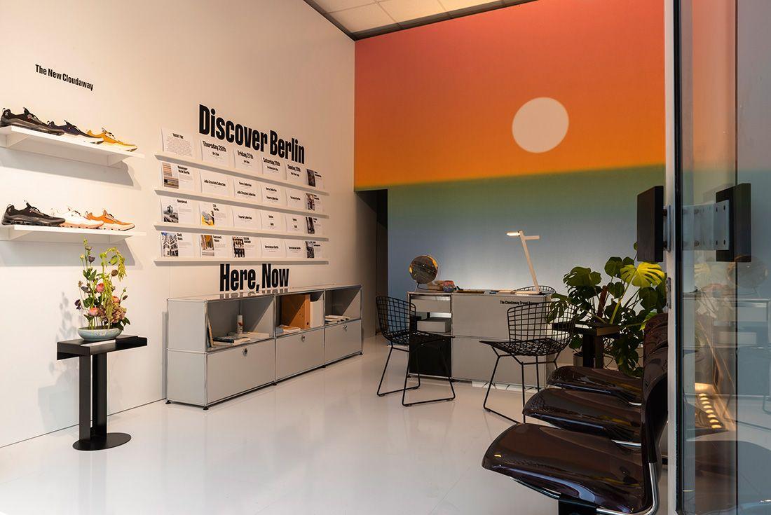 Cloudaway Travel Agency Berlin Pop-Up
