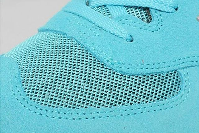 New Balance 574 Turquoise Silver White 4