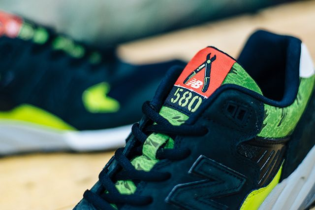 Mita Sneakers Sbtg New Balance Mrt580 4