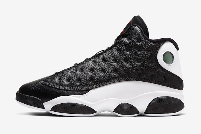 Air Jordan 13 Reverse He Got Game 414571 061 Lateral