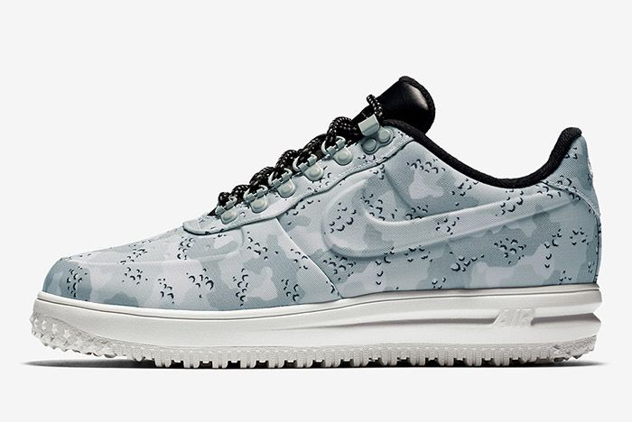 Nike Lunar Force 1 Low Duckboot 7 Sneaker Freaker