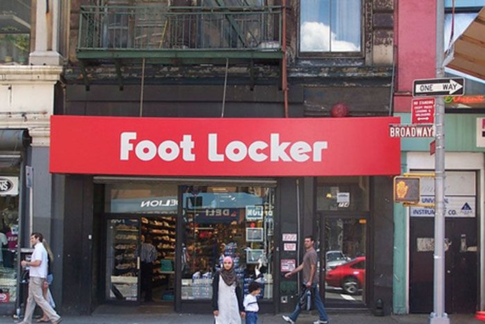 Footlocker Broadway