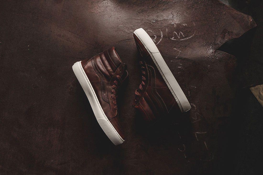 Horween Leather X Vans Vault Collection 10