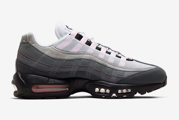 Nike Air Max 95 Pink Right