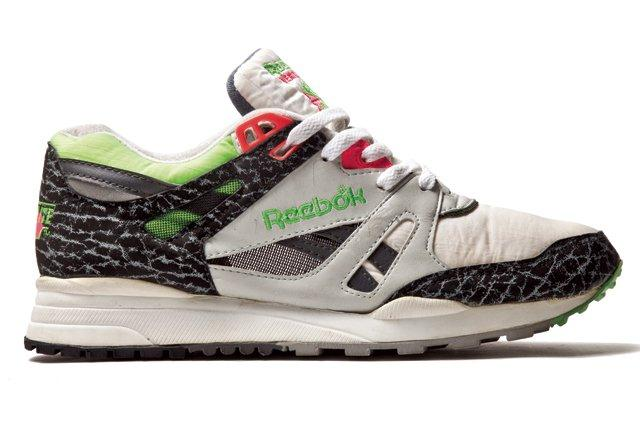 Reebok Ventilator Profile