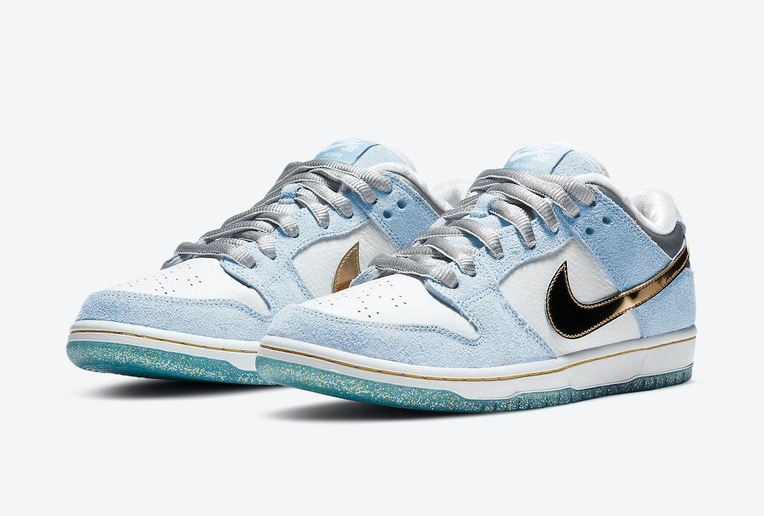 Sean Cliver x Nike SB Dunk Low Holiday Special Special
