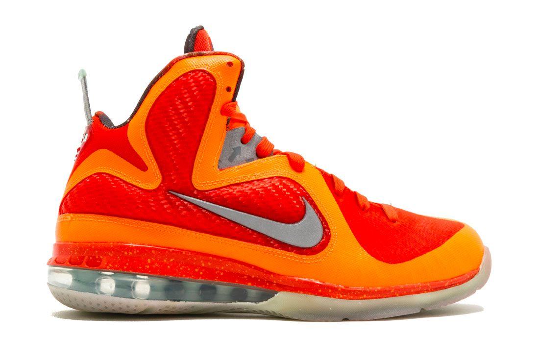 Nike LeBron 9 Galaxy