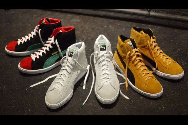 Puma Suede Made In Japan Pack 1