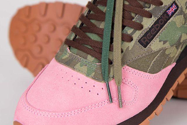 Shoe Gallery Reebok Classic Leather 7