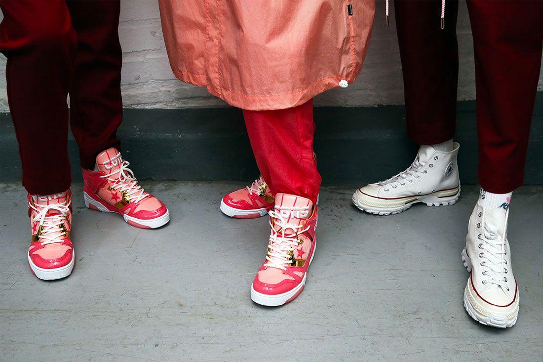 Sneaker Recap London Fashion Week Aw19 3