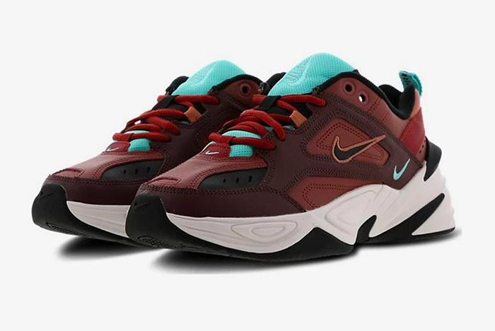 Nike M2K Tekno Fall Colourway Release