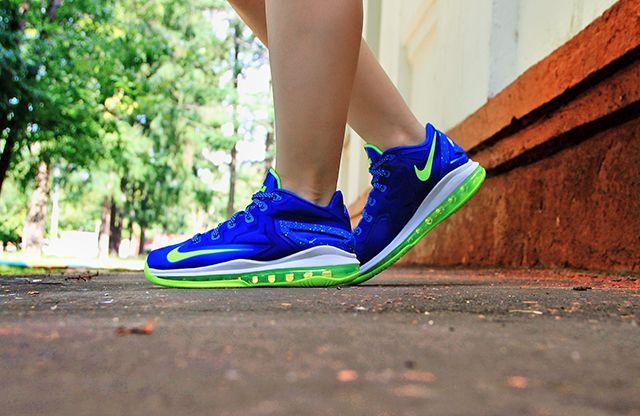 Nike Lebron 11 Low Sprite 2