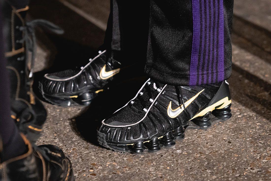 London Fashion Week Mens On Foot Sneaker Freaker Pics9