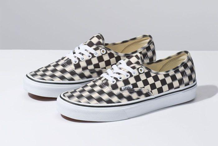 Vans Blurred Authentic Sneaker Freaker1