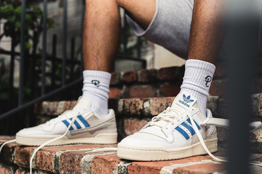 Sneaker Politics adidas Forum Low