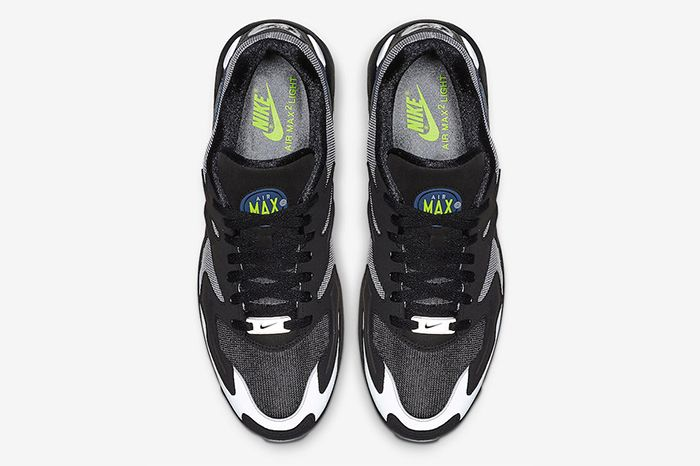 Nike Air Max2 Light Thunderstorm Ao1741 002 Release Date Top Down
