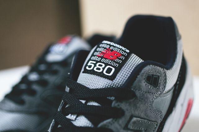 New Balance 580 Grey 1