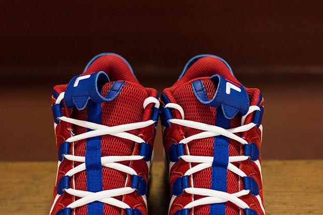 Ubiq X Packer Shoes X Fila Spaghetti Filadelphia 3
