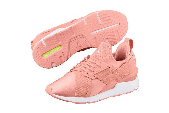 Puma Muse Rose Gold Sneaker Freaker 5