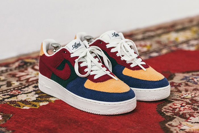Aime Leon Dore Sneaker Freaker Air Force 1